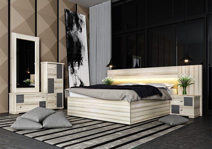 חדר שינה ירדן