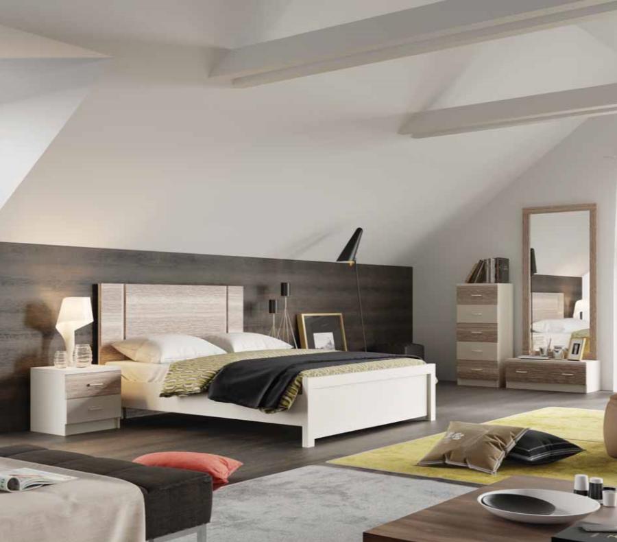 חדר שינה כרמל