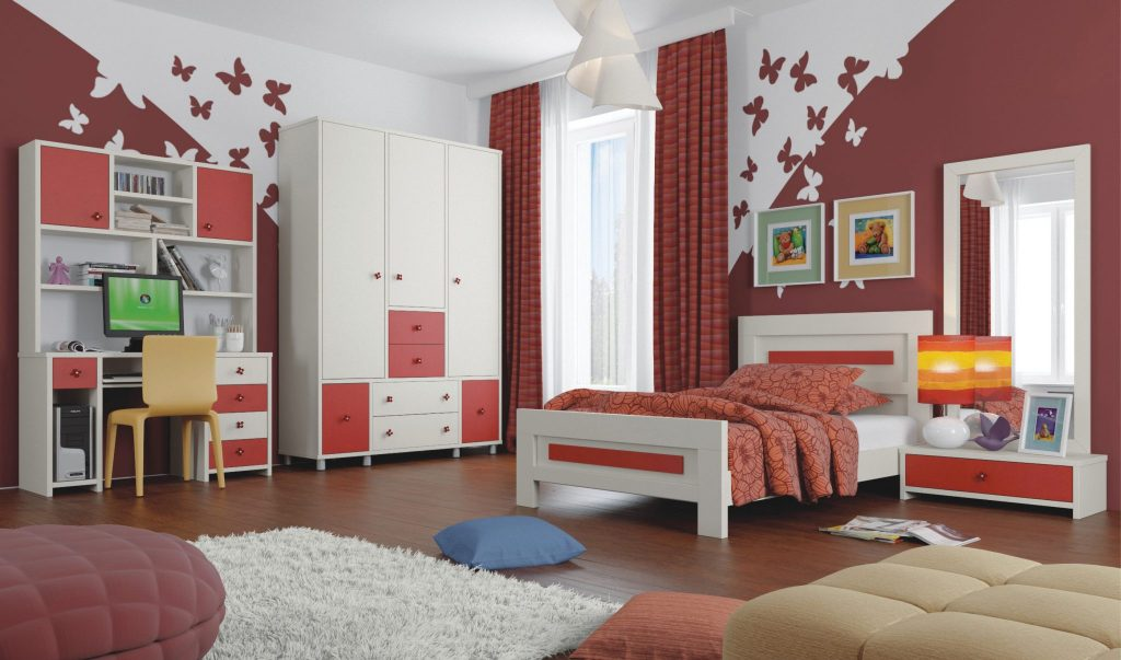 חדר ילדים מור