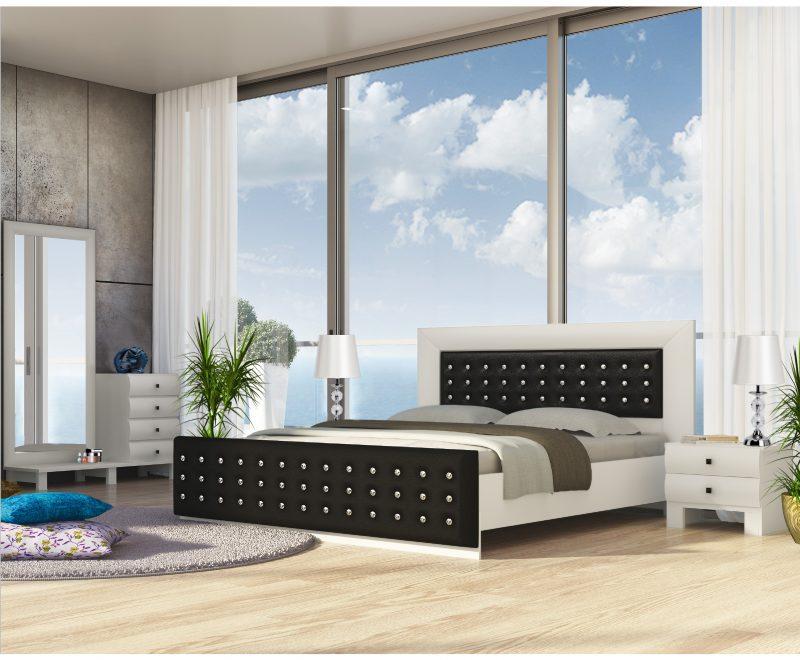 חדר שינה אלגנטי