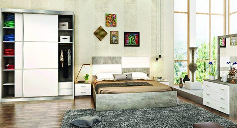 חדר שינה דולב כולל ארון הזזה